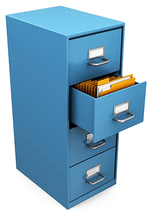 Case Studies Filing Cabinet