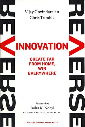 Reverse Innovation Book Cover
